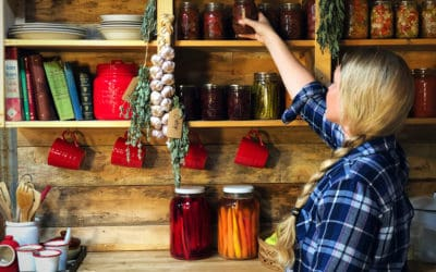 Food Preservation: A Year at a Glance