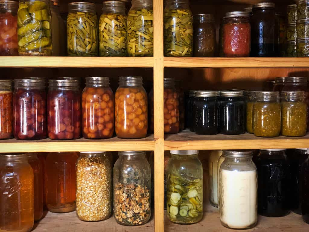 Building Up A Well Stocked Pantry Long Term Food Storage Supply