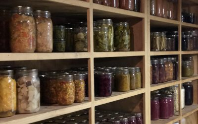 Prepping Your Pantry for Preserving Season