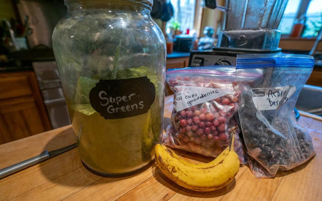 DIY Homemade Greens Powder: Preserve Your Garden Greens