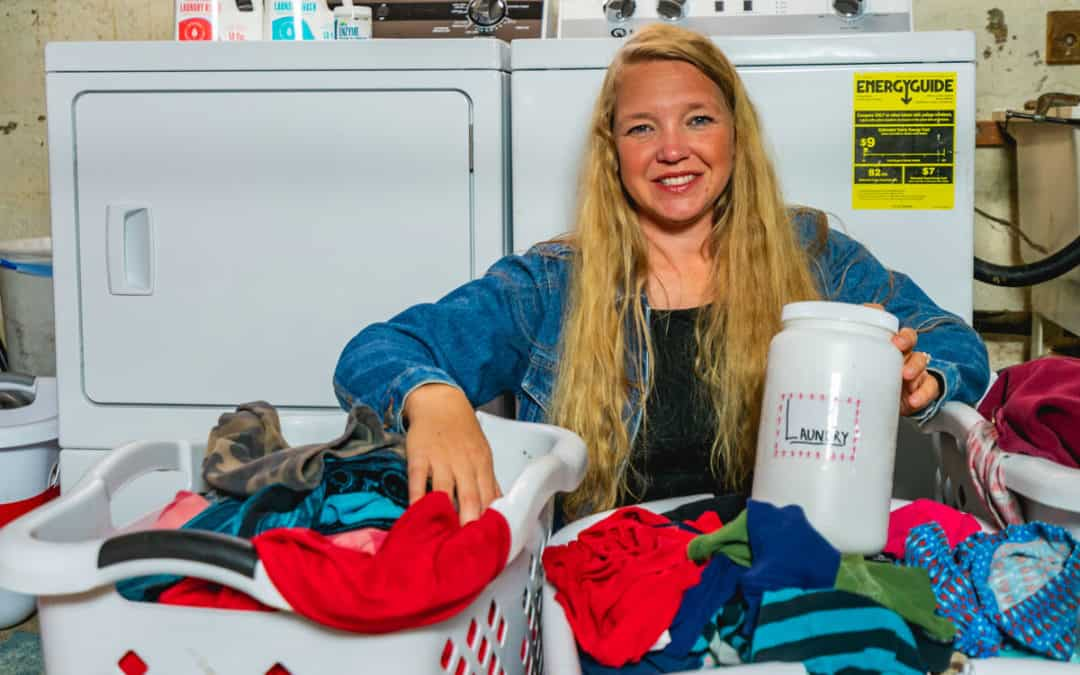 Laundry Strategies – How to Keep Up (Large or Small Family)