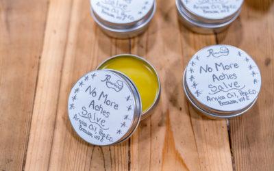 Homemade Arnica Salve Recipe