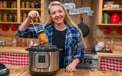 Can I Pressure Can in the Instant Pot?