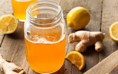Homemade Kombucha – A Healthy Summer Drink