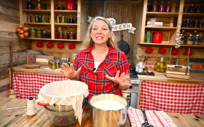 Making Homemade Dairy Products Practical